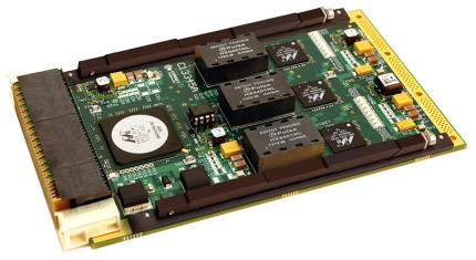 Salient-iSBC ENET: embedded network/Ethernet switch card