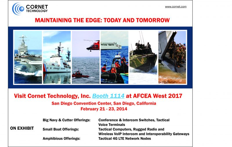 invite_AFCEA_West_2017